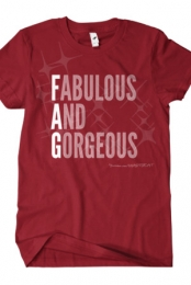 Fabulous and Gorgeous (Cranberry)