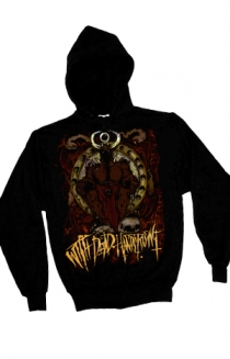 Expect Hell Pullover Hoodie Limited Edition (Black)