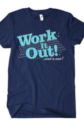 Work It Out (Navy)