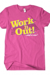 Work It Out (Pink)