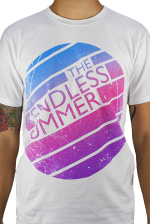 1e041f3c5895 RETRO SUMMER T-Shirt - The Endless Summer T-Shirts - Online Store on  District Lines
