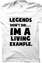 Lengens don't die...im a living example.