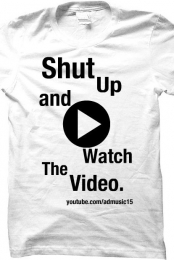 Watch The Video (White)