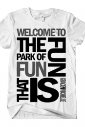 Park of Fun (White)