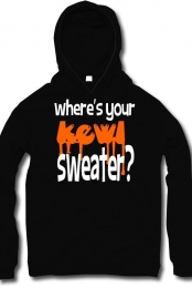 WHERE'S YOUR KEWL SWEATER?