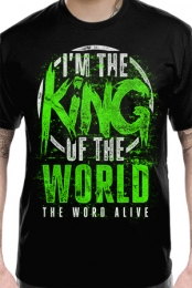 King of the World (Green Print)