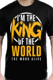 King of the World (Yellow Print)