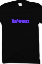 tazmerazz T-Shirt Black