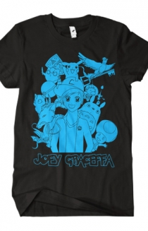 Cartoon Joey (Black)