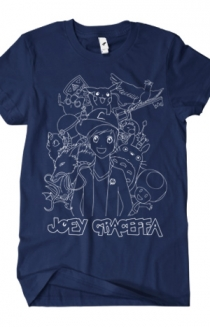 Cartoon Joey (Navy)