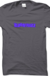 tazmerazz T-Shirt Gray