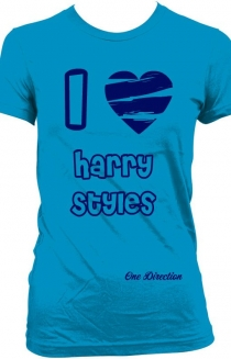 I Love Harry Styles- Teal