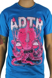 Rocktopus T-Shirts from A Day To Remember