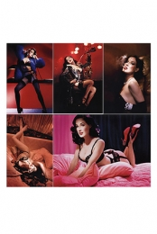 Dita Greeting Cards (Set of 5 With Envelopes)