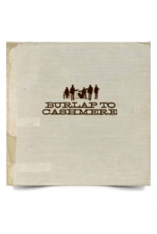 SIGNED Self Titled Burlap to Cashmere Album (produced by Mitchell Froom)
