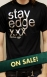Stay Edge Silver Foil (Black): stayedge_shirt_mock_screen.jpg