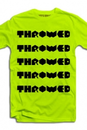 Throwed (Neon Yellow)