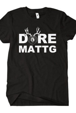 Dare MattG Head (Black)
