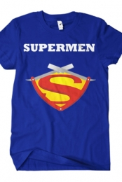 Mens Supermen Logo