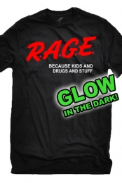 R. A. G. E. (Glow In The Dark)
