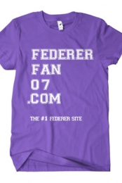 #1 Federer Site (Purple)