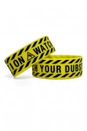 Caution Wristband