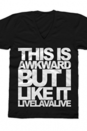 The Awkward V-Neck (Unisex)