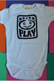 Play Star Infant Bodysuit