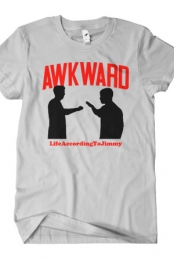 Awkward (Light Grey)