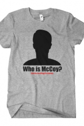 Who is McCoy? (Heather Grey)