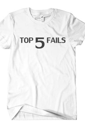 Top 5 Fails Top 5 Failsfrom JumpInThePack Productions