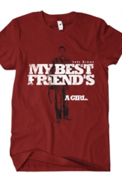 My Best Friend�s � A Girl