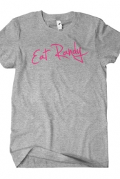 Eat Randy (Heather Grey)