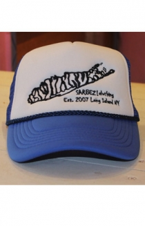Long Island Zebra Hat