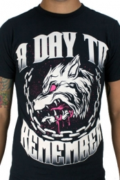 Big Wolf T-Shirts from A Day To Remember