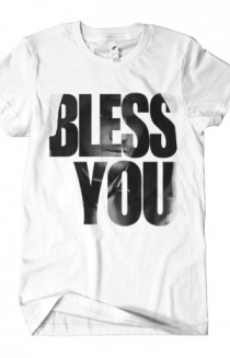 Bless You (White)