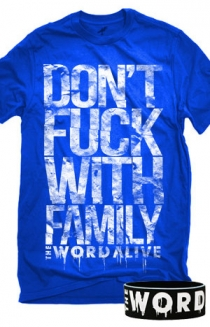 Family (Royal Blue) + FREE Wristband