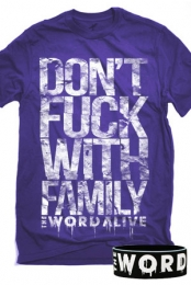 Family (Purple) + FREE Wristband