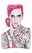Autographed Jeffree Star Poster (18x24)