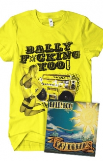 Ballyf*ckinghoo + Daydreams CD