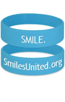 Smiles United Wristband