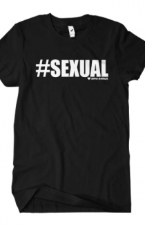 #Sexual T-Shirt (Black)