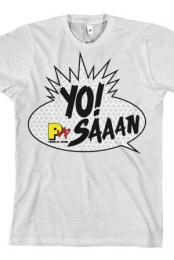 Yo! PVP Saaan Unisex (Heather White)