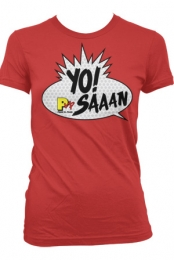 Yo! PVP Saaan Girls (Red)