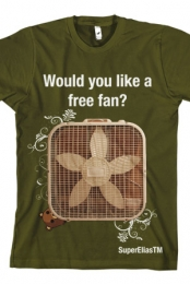Fan (Army Green)