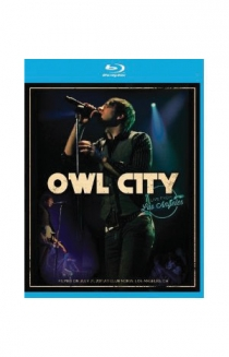 Owl City: Live From Los Angeles Blu-Ray (2012)