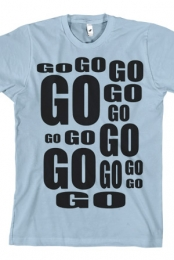 Go (Light Blue)