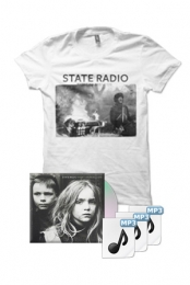 Rabbit Inn CD and T-Shirt Package