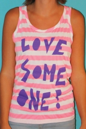 Love Someone (Pink)