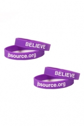 BELIEVE Wristband 2 for $2.99